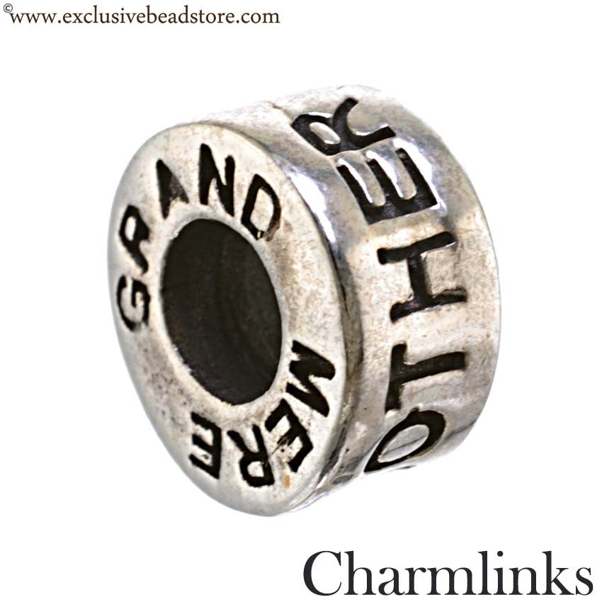 Charmlinks Silver Bead Grandmother