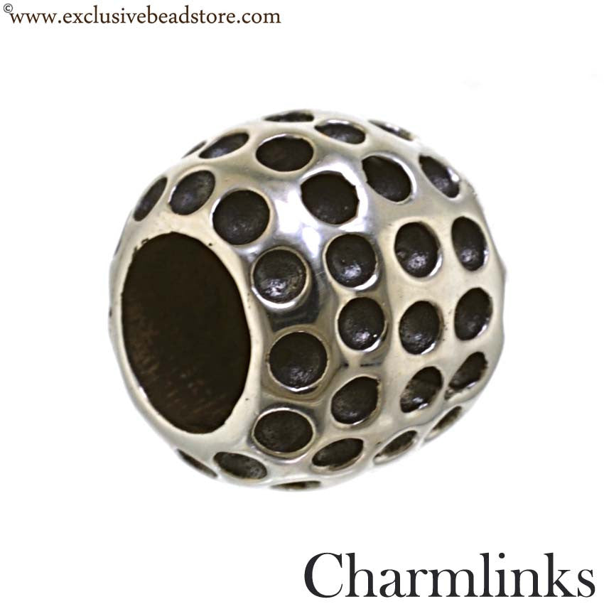 Charmlinks Silver Bead Ball