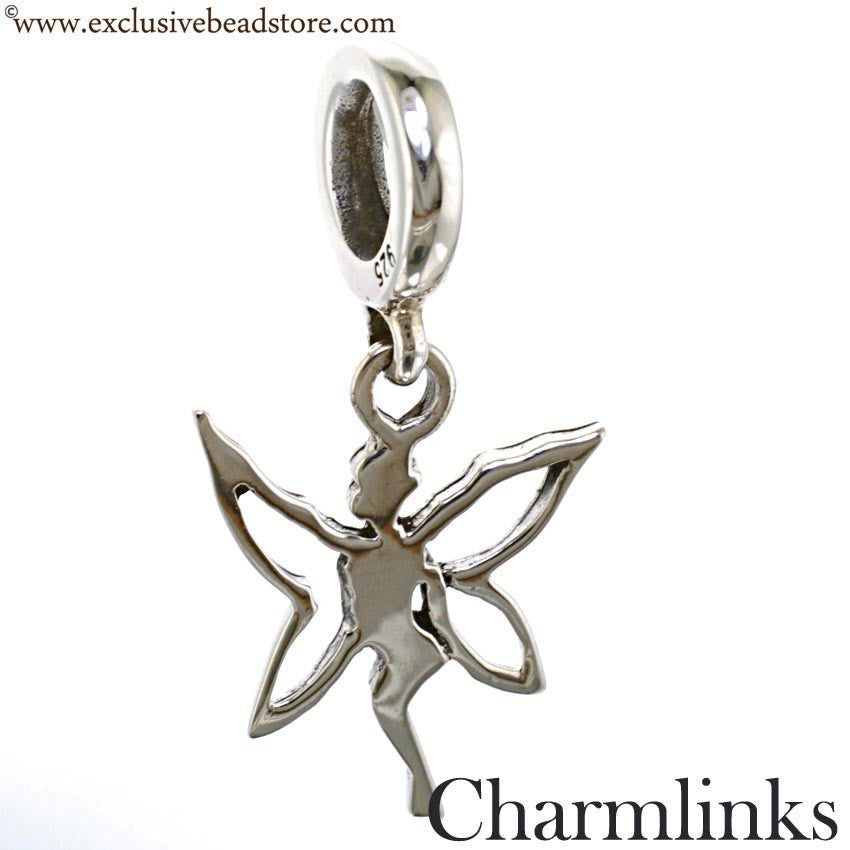 Charmlinks Silver Dangling Fairy Bead