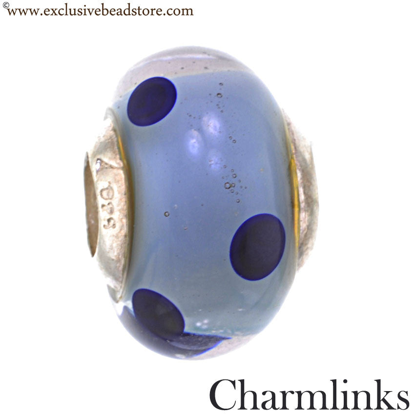 Charmlinks Glass Bead - Exclusive Bead Store