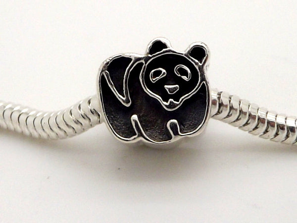Charmlinks Silver Bear Bead
