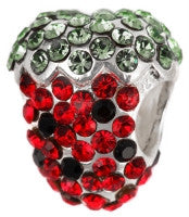 "Charmlinks ""Juicy Strawberry"" - Exclusive Bead Store"