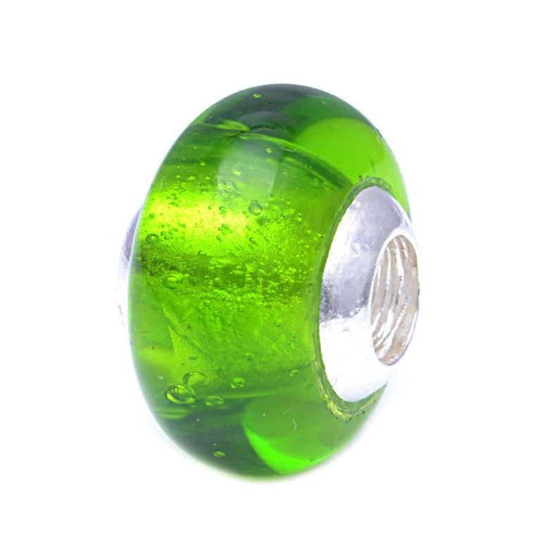 Charmlinks Glass Bead Erin - Exclusive Bead Store