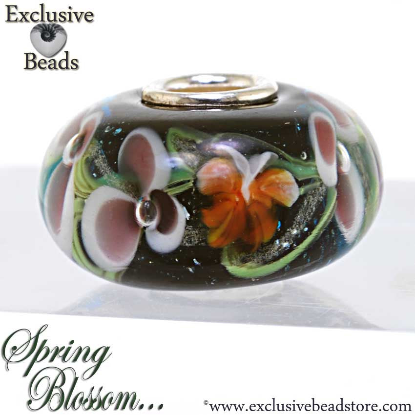 Exclusive Beads Spring Blossom Butterfly