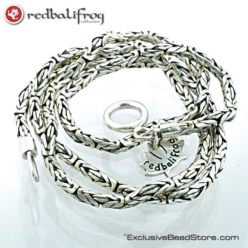 Redbalifrog Chain Necklace 45cm