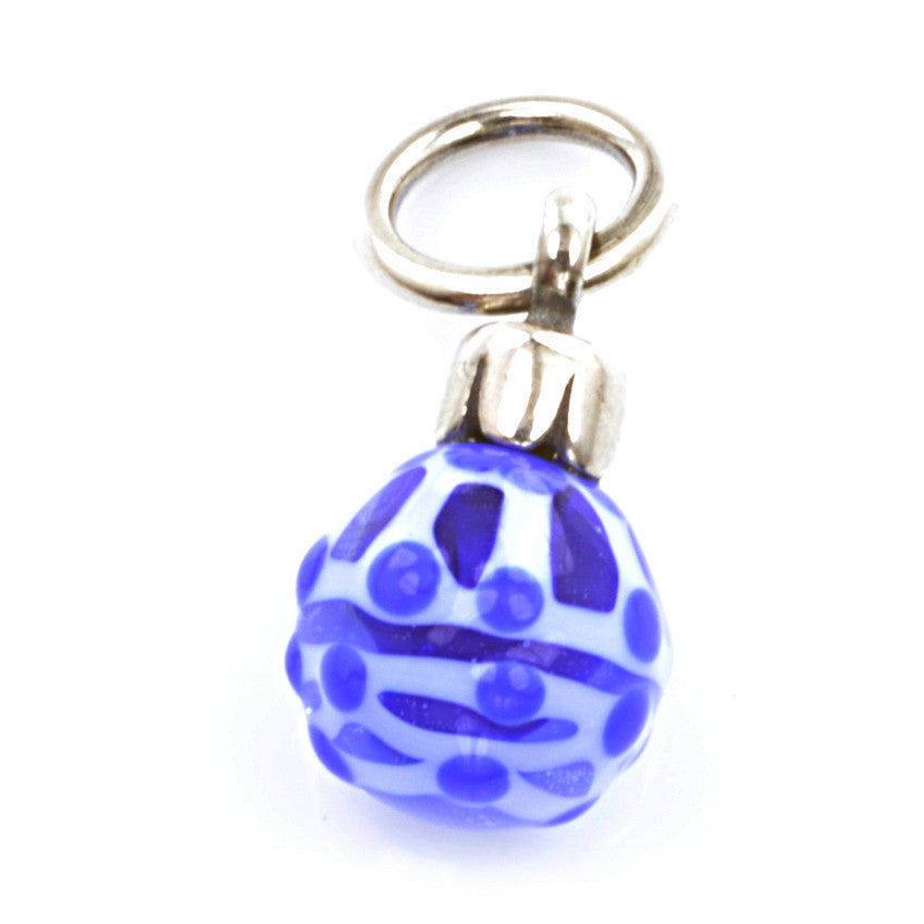Trollbeads SC63707 Blue Christmas Ornaments Reduced to £35.00