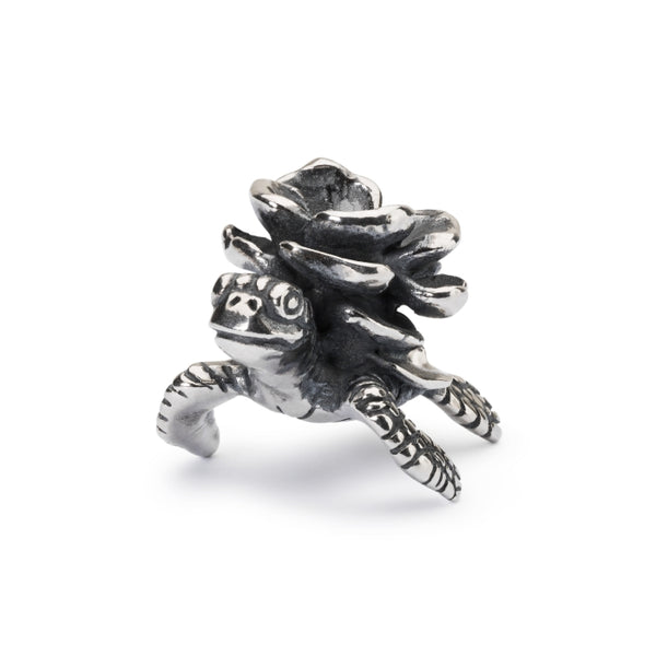 Trollbeads Turtle Flower