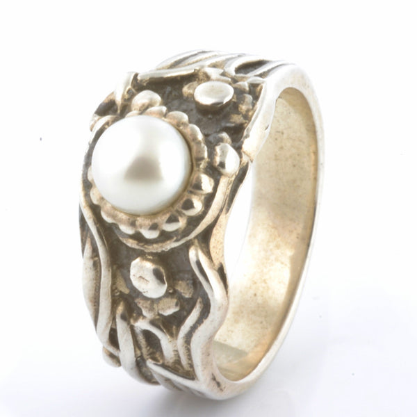 Trollbeads Jugend Pearl Ring R1103