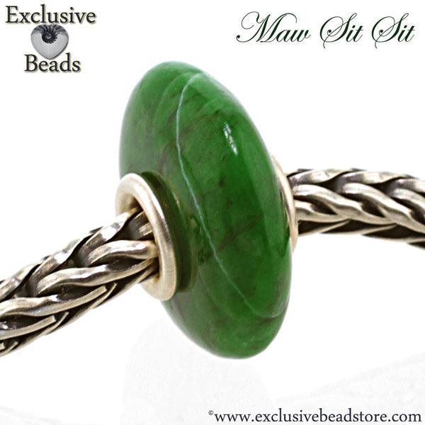 Exclusive Maw Sit Sit Stone Bead