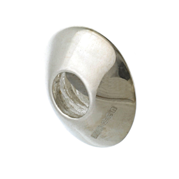 Exclusive Silver Small Cone Bead