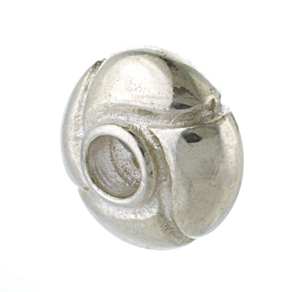 Macrow Medium Silver Polished Armadillo
