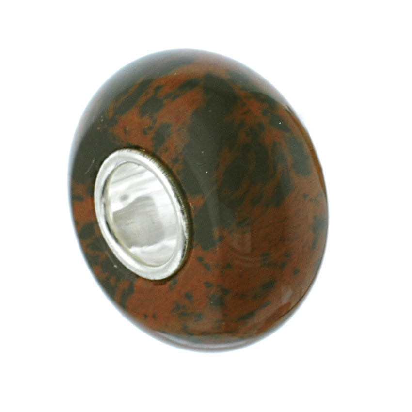 Exclusive Red Obsidian Stone Bead