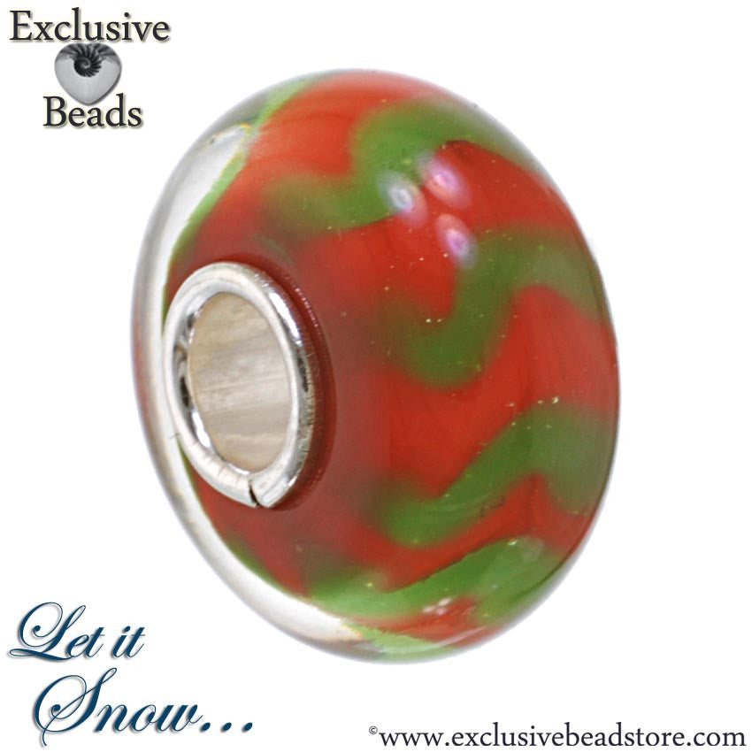 Exclusive Candy Stripe Bead