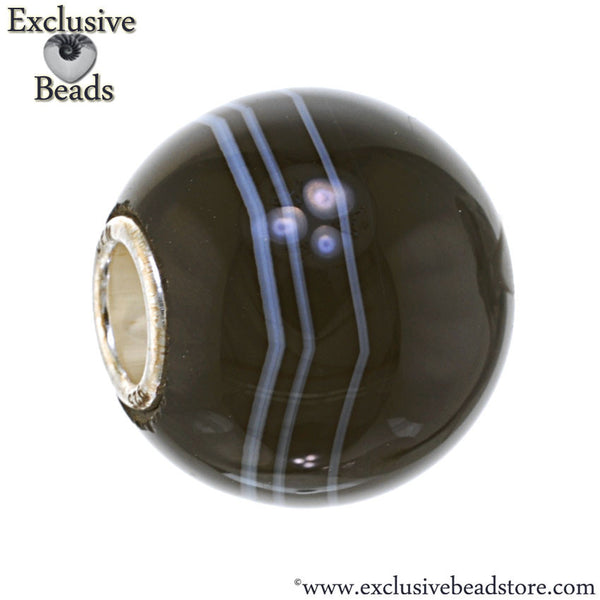 Exclusive Bouldered  Stone Bead