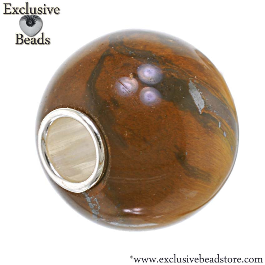 Exclusive Tigers Eye Stone Bead
