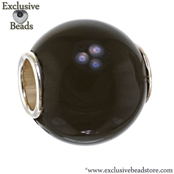 Exclusive Black Onyx Stone Bead