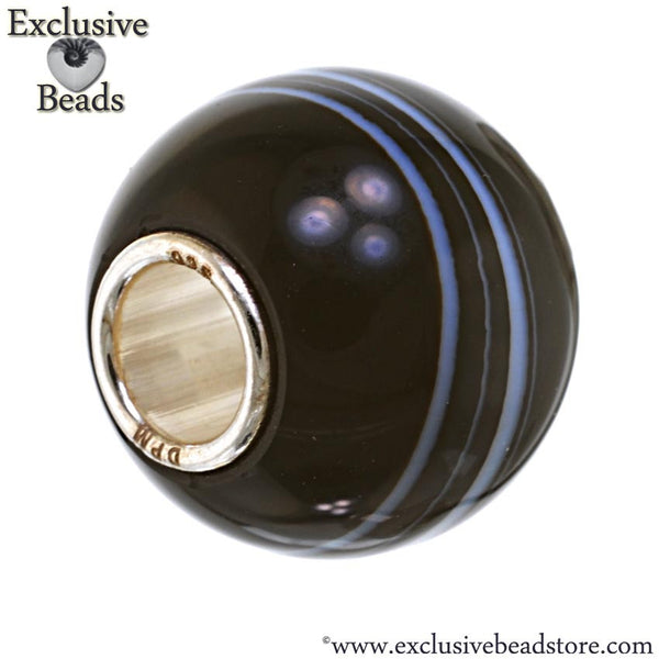 Exclusive Bouldered Onyx Stone Bead