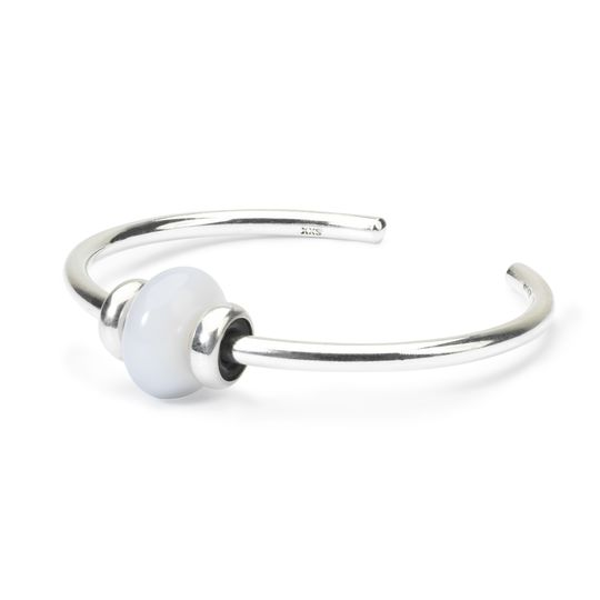 Trollbeads Blue Chalcedony Bangle
