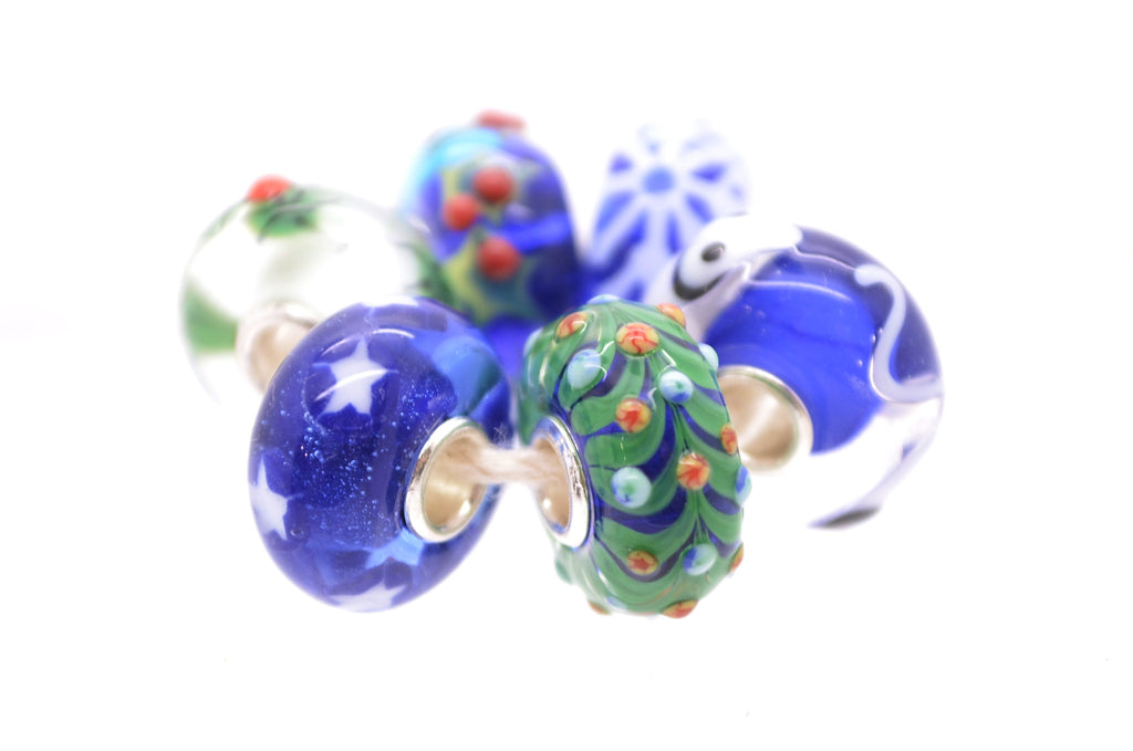Trollbeads Holiday Beads Kit