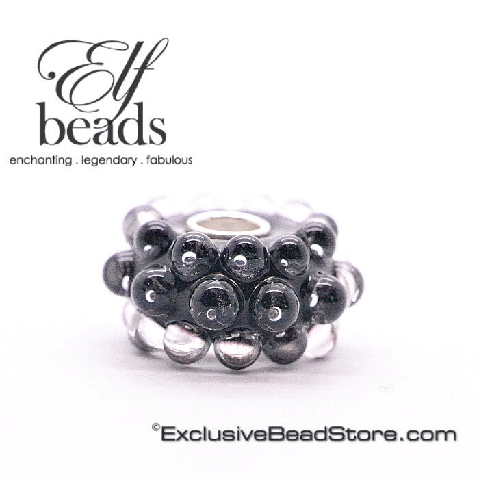 Elfbeads Darkness Mulberry