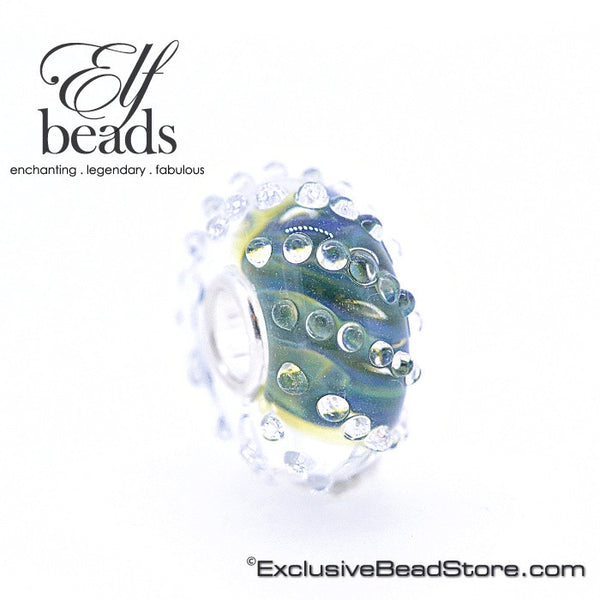 Elfbeads Emerald Waves