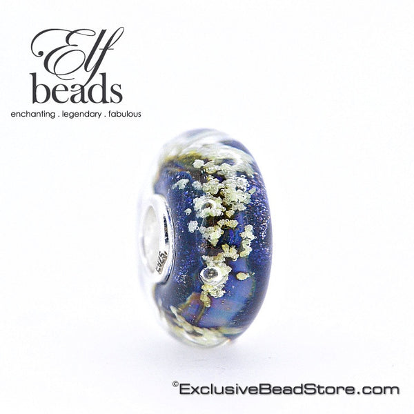 Elfbeads Ocean Starlight Smooth