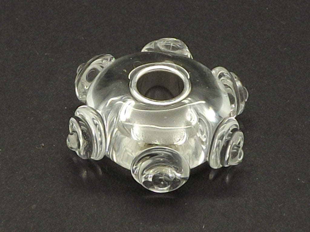 Elfbeads Air Babylon Glass Bead