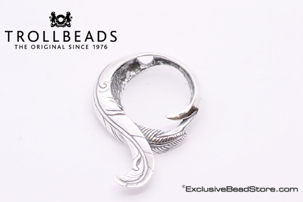 Trollbeads Freedom Feather Pendant