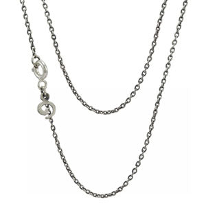 OHM Sterling Silver Chain