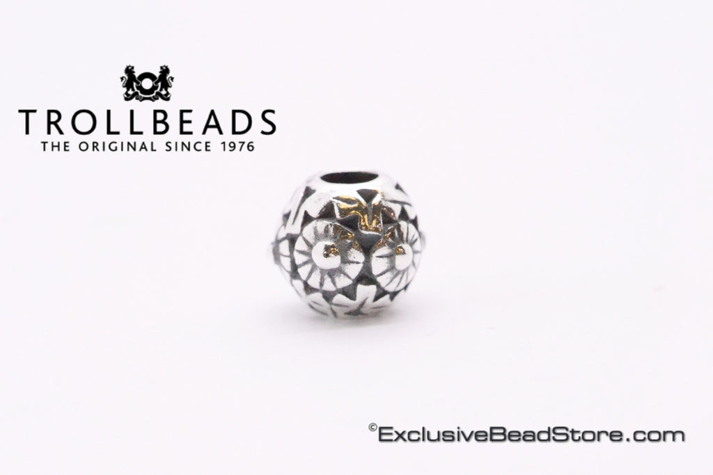 Trollbeads Ornamental Flower