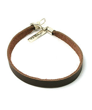 Redbalifrog Brown Leather Bracelet