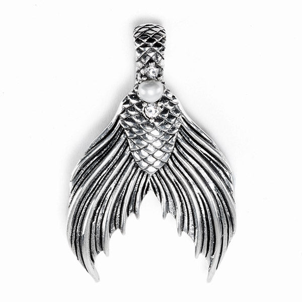Redbalifrog Mermaid Tail Pendant