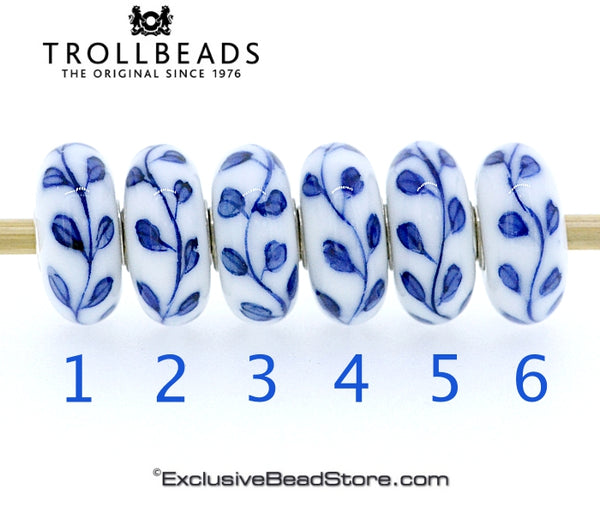 Trollbeads Vines Brush Limited Edition
