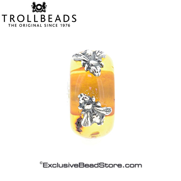 Trollbeads Day 2018 Wings of Amber