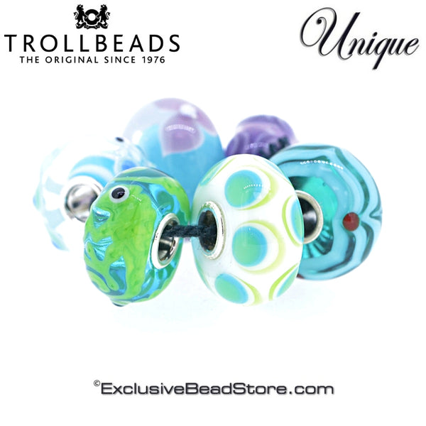 Trollbeads Summer 2019 Uniques kit