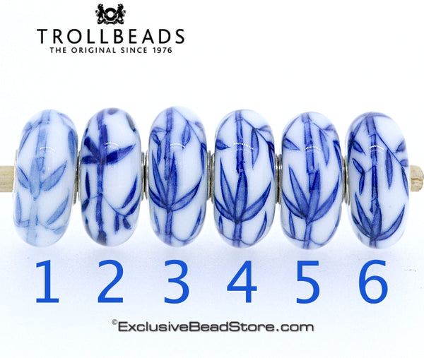 Trollbeads Bamboo Brush Limited Edition