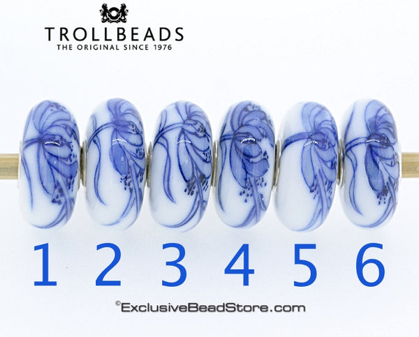 Trollbeads Lotus Brush Limited Edition