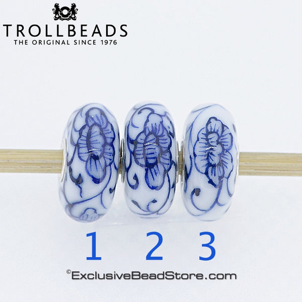 Trollbeads Plum Tree Brush Limited Edition