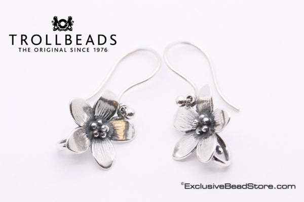 Trollbeads Troll Anemone Earrings