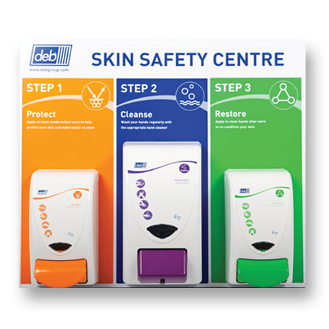 Deb 3-Step Skin Safety Centre - Small