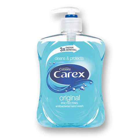 Carex Bactericidal Hand Wash
