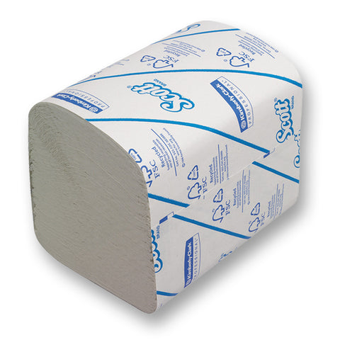 SCOTT® Folded Toilet Tissue