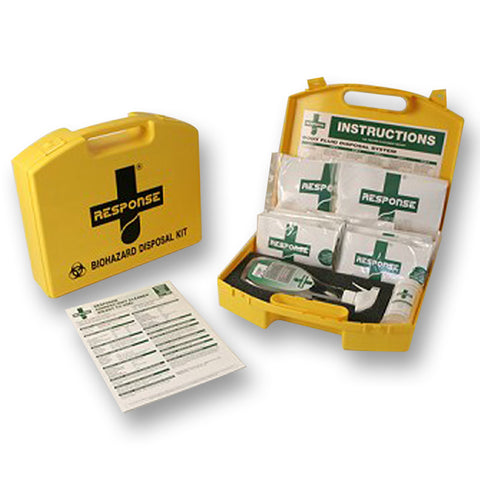 Body Fluid and Sharps Kit