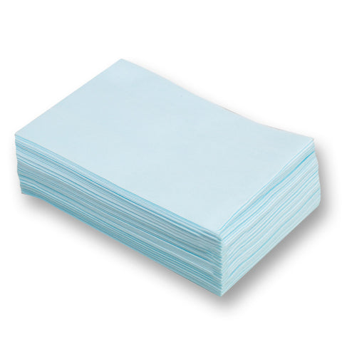 DuPont Sontara Turquoise Smooth 1/4 Fold Cloth