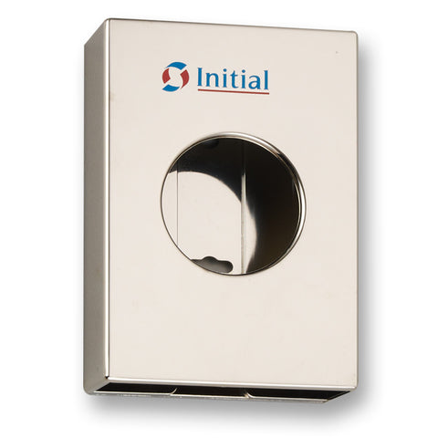 Initial Sanitary Bag Dispenser - White
