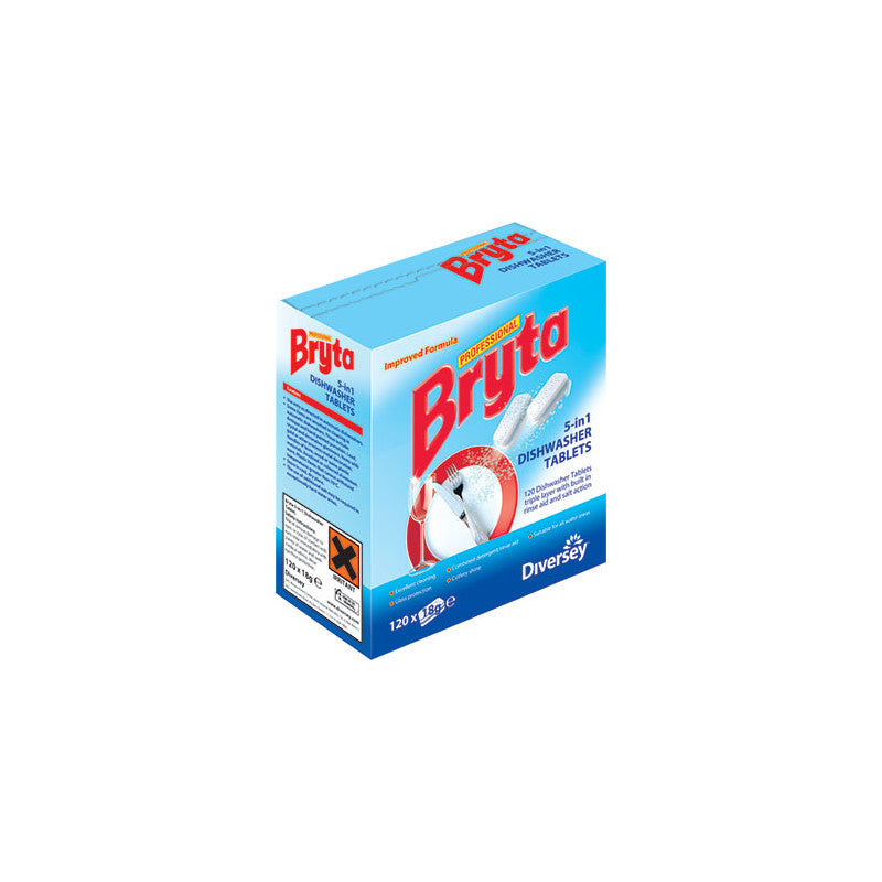 Bryta DIshwasher Tablets