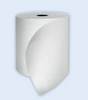 Initial Autocut Paper Roll- White