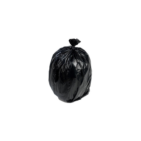 Compactor Sack Recycled Black