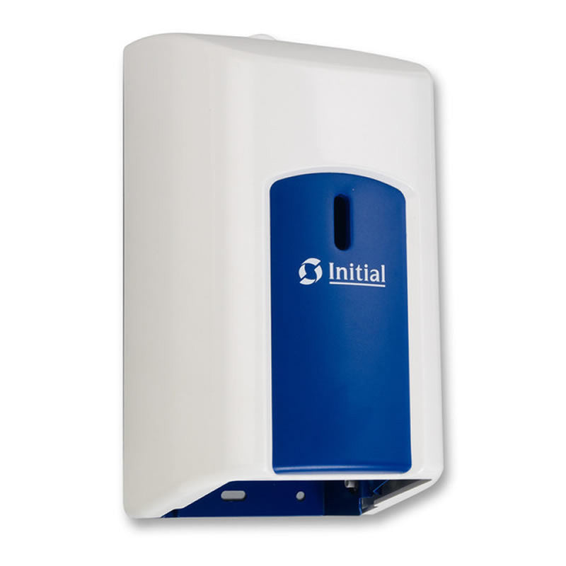 Initial Twin Toilet Roll Dispenser