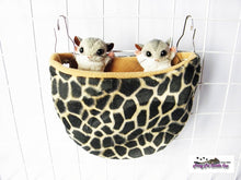 Load image into Gallery viewer, Sugar Glider and Small Pets U Shape Cage Pouch